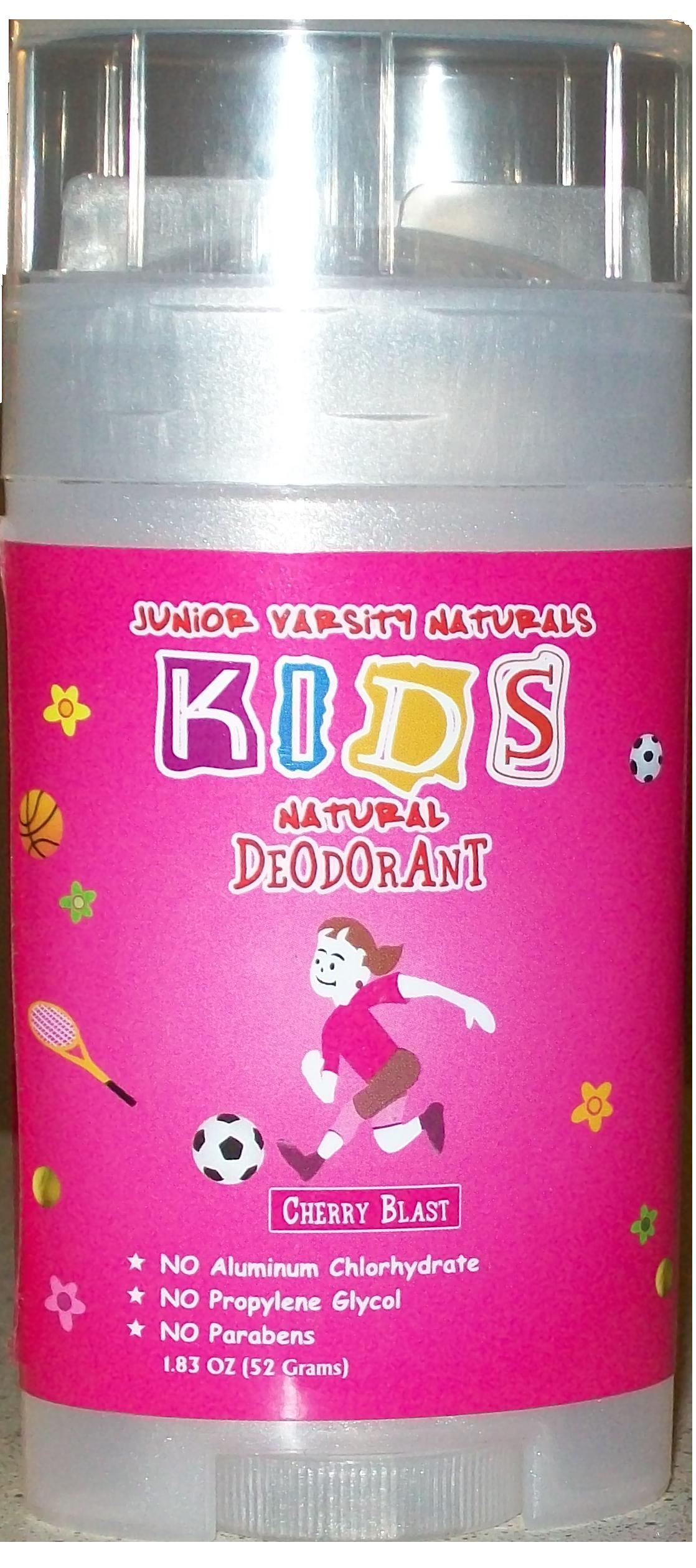 Childrens deodorant